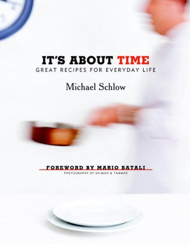 It's About Time: Great Recipes for Everyday Life (Mario Batali Pizza)