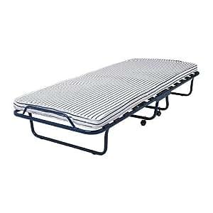 Ikea Folding Bed Vika Foldable Bed 80 X 190 Cm Metal Bed