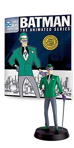 Two Kostüm Batman Kind Face - Eaglemoss The Batman Animated Series Collection #9 The Riddler