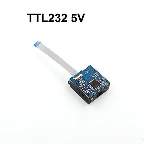 Generic 1D CCD Scan Engine Barcode scanner work with Arduino, Rapberry Pi  embedded module engine provide SDK Instruction
