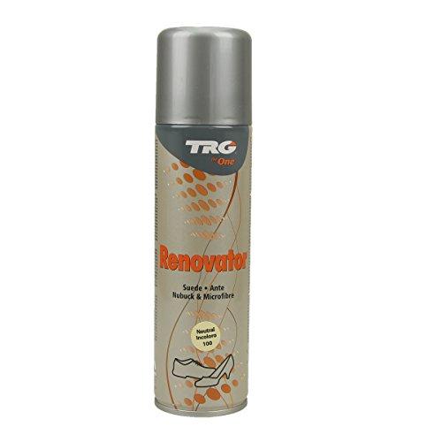 TRG Renovator Wildleder Nubuk Microfaser Pflegespray Imprägnierspray (farblos)