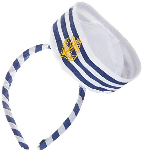 Paar Kostüm Sailor - Boland 44356 - Tiara Navy sailor