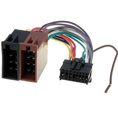 TechExpert Kabel iso für Autoradio Pioneer 16 Pin 24.5x10mm - U220-serie