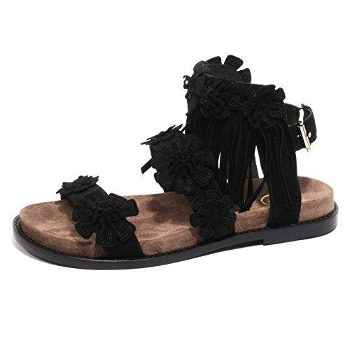 Ash , Sandales pour femme noir noir Noir