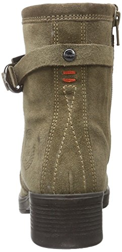 Wrangler Fire Booty Suede, Bottes Classiques femme Marron - Braun (29 Taupe)