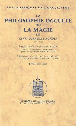 Philosophie occulte ou La magie, livre second
