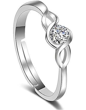 Rings- Buy Gold, Silver, Swarovski Rings Online at Best