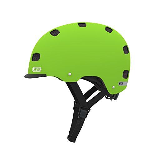 Abus Erwachsene Fahrradhelm Scraper v.2, Green, 52-58 cm