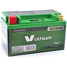 VICMA - 34361/54 : Bateria de litio V Lithium LITX7A (Con indicador de carga)
