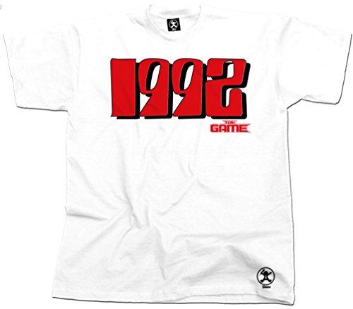 Dibbs Clothing -  T-shirt - Uomo White