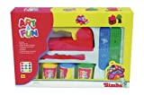Simba 106320647 - Art & Fun Softknete & Presse 7-teilig