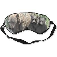 Fat Bear 99% Eyeshade Blinders Sleeping Eye Patch Eye Mask Blindfold For Travel Insomnia Meditation preisvergleich bei billige-tabletten.eu