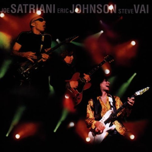 Concert In Live G3 (Joe Satriani / Eric Johnson / Steve Vai: G3 Live In Concert by G3 (2013-05-03))