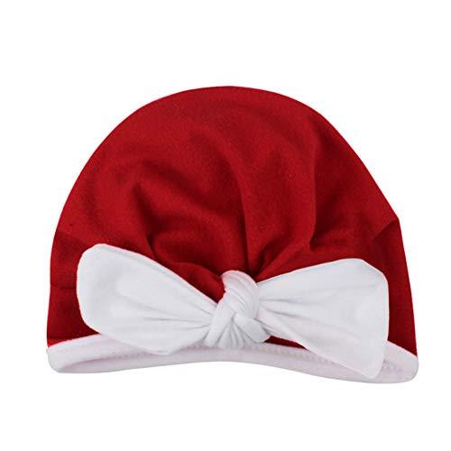 Oyfel Gorros Bebé Niño Niña Invierno Beanie Sombreros de Bolas Cofia  Capucha Bufanda Caps Gorrito Sombrero f264b22db38
