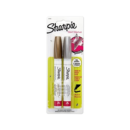 sharpie-medium-point-oil-based-paint-markers-2-pkg-gold-silver