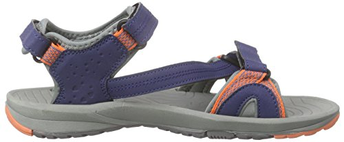 Jack Wolfskin Damen Lakewood Cruise Sandal W Sport-& Outdoor Blau (blue indigo 1096)