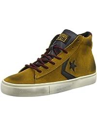 Converse Unisex-Erwachsene Pro Leather Vulc Mid Suede/Lth Lauflernschuhe Sneakers