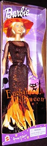 Enchanted Halloween Barbie doll Special
