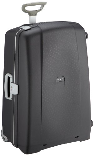 Samsonite – Aeris Upright Equipaje de Cabina 78 cm, 118.5 L, Negro (Black)