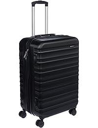 AmazonBasics - Trolley rigido con rotelle girevoli