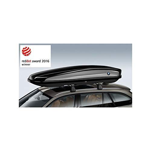 Original BMW Dachbox Skibox 520 Liter groß schwarz