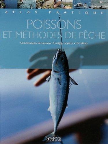 Poissons et méthodes de pêche par Collectif