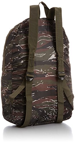 Herschel supply Co., zaino Pop Quiz, Jungle Blue (blu) - 10011-01056-OS Tiger Camo