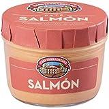 Patés - Paté salmón, 125 g