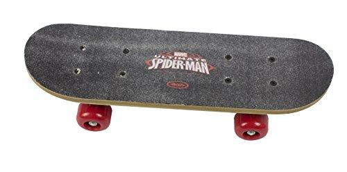 Spiderman-OSPI247 Mini Skate en Madera 17 Pulgadas Color Darpeje OSPI247