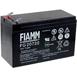 akku-net FIAMM Bleiakku FG20722 Vds, 12V, Lead-Acid