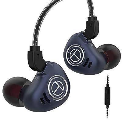 Yinyoo TRN V80 Quad Driver Hybrid In-ear Earphones Hifi Headphones In Ear Stereo Earbuds Wired IEM