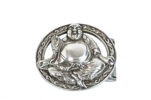 Preisvergleich Produktbild VaModa Gürtelschließe Wechselschließe Gürtelschnalle Buckle Buddha
