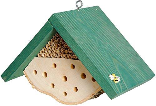 Nisthilfe für Wildbienen
