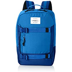 O'Neill Bm Boarder Plus Backpack Mochila, Hombre, Turkish Sea, Única