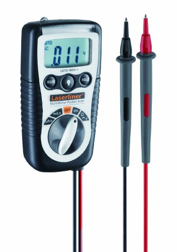 0.032 (Laserliner 083.032A  Multimeter-Pocket)