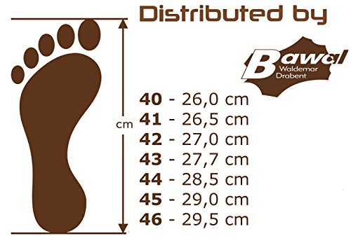 BeComfy, Pantofole uomo Schwarz-Box