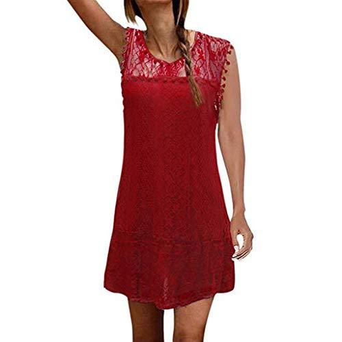 Vestido Suelto para Mujer