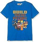 Lego Wear Lego Movie Batman & Co. Cm-50271-T-shirt T-Shirt, Blu (Blue 563), 128 Bambino