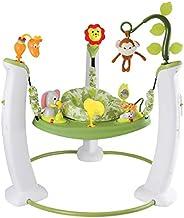 ExerSaucer Jump & Learn™ Safari Friends Baby Stationary Jumper