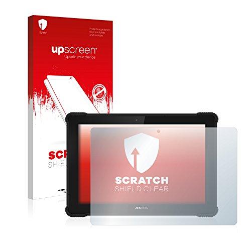 upscreen Scratch Shield Schutzfolie für Archos 101 Saphir - Kristallklar, Kratzschutz, Anti-Fingerprint