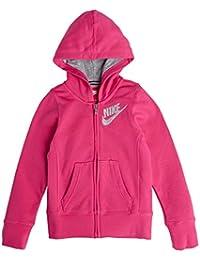 Nike Sweatshirtjacke Mit Logo Rosa In Pink