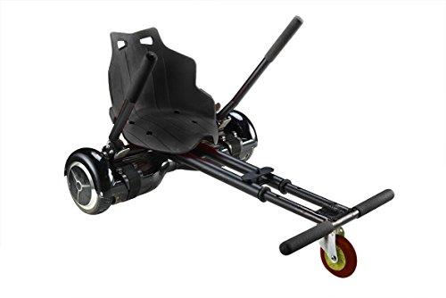 Rglable-Go-Kart-voiture-double-rouleau-flexibleSupport-hoverkart-tlescopique-pour-165-cm-deux-de-roue-dquilibre-pour-scooter