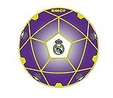 Real Madrid–Gran de balón de fútbol de púrpura real Madrid