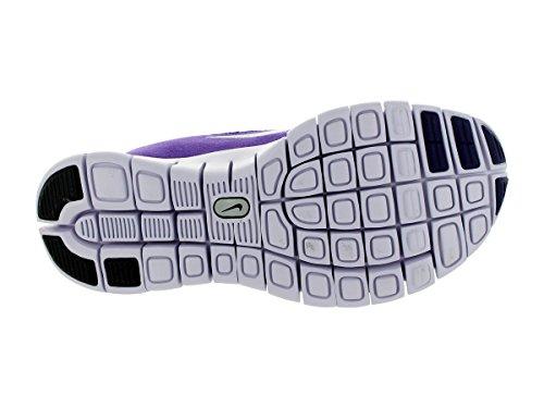 Nike Free 5.0 Ltr (gs) Elctr Prpl / mtllc SLVR / vlt Frst Laufschuh 4 Us Elctr Prpl/Mtllc Slvr-Vlt Frst