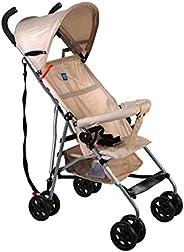 Mee Mee Stylish Light Weight Baby Stroller, Beige