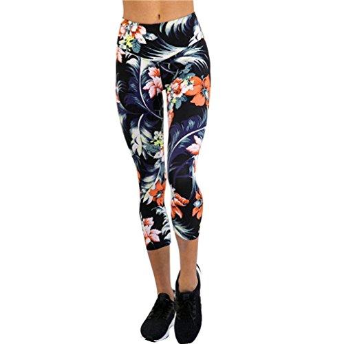 Hosen 2019 Mode Frauen Push-up-leggings Leopard Laufen Hohe-taille Gym Sport Hosen Hosen Übung Sport Leggings Frauen Kleidung & Zubehör