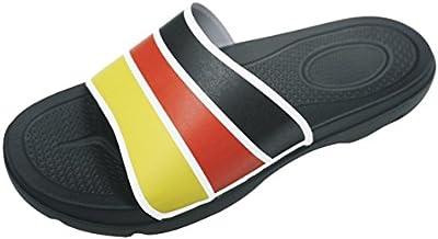BOCKSTIEGEL® JOGI Zapatos de ducha (Unisex Flop Zapatos mulas Piscina 38-47)