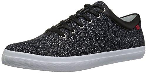 MARC JOSEPH NEW YORK Frauen Fashion Sneaker Schwarz Groesse 7.5 US /38.5 EU