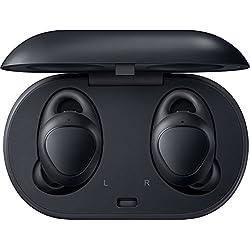 Samsung Gear IconX (2018) Dentro de oído Binaurale Inalámbrico Negro - Auriculares (Binaurale, Dentro de oído, Negro, Tocar, Inalámbrico, Intraaural)