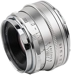 Pergear 25mm F1 8 Objektiv Für Olympus Und Panasonic Kamera